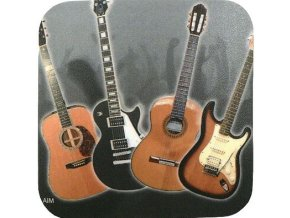 podtácek kytary