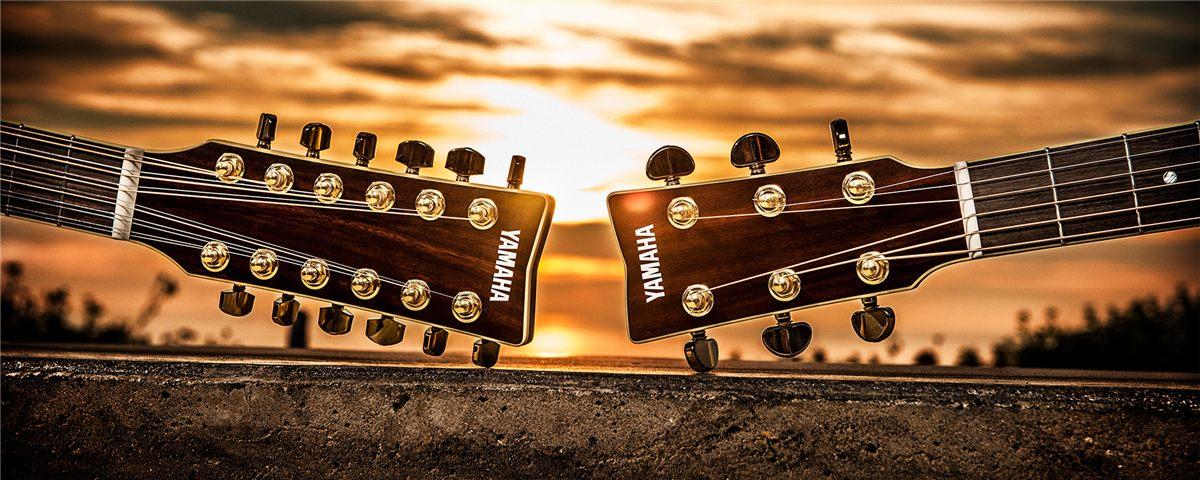 YAMAHA CPX1000 kytara