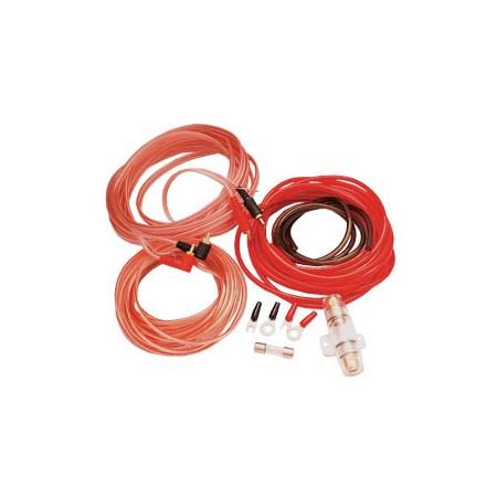 napájecí a propojovací kabely