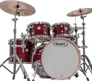 Noty na bicí a percuse