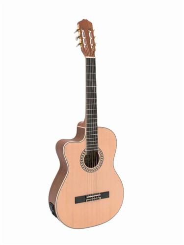 Levoruké klasické kytary