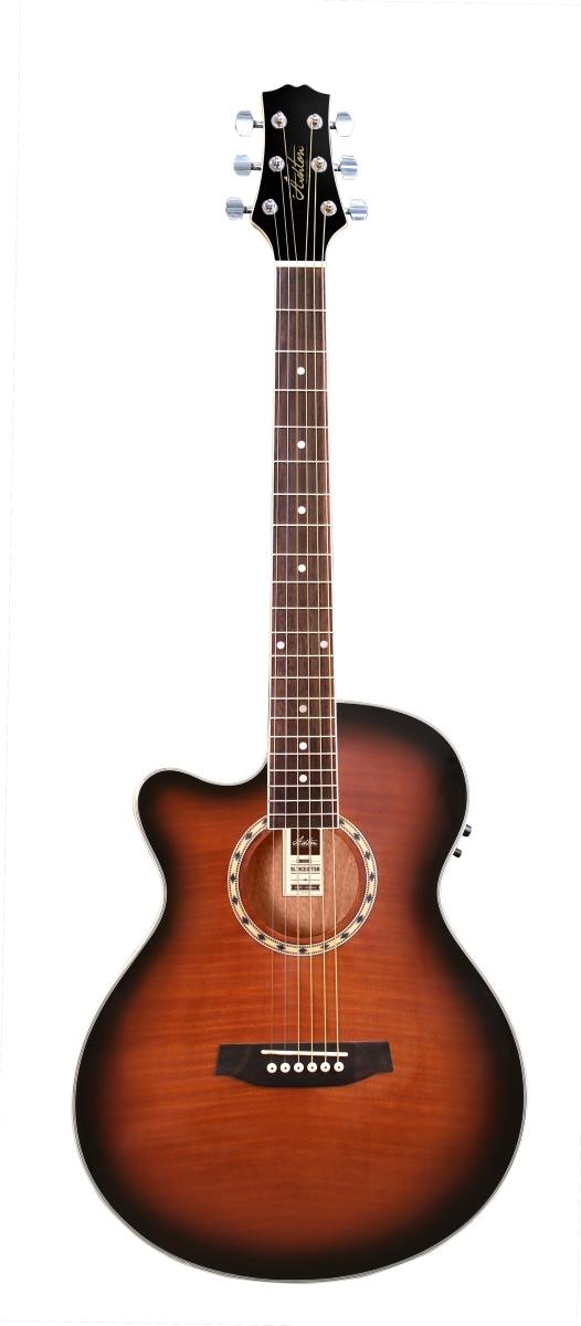 Levoruké akustické kytary