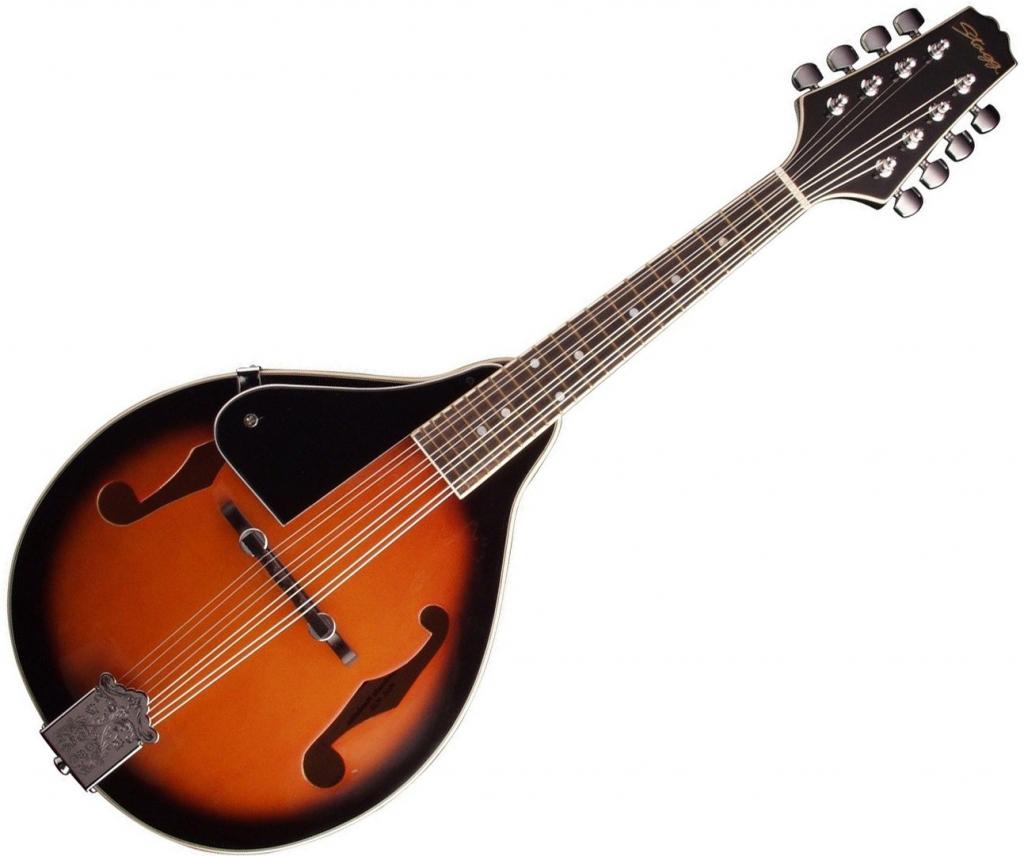 Noty na mandolínu