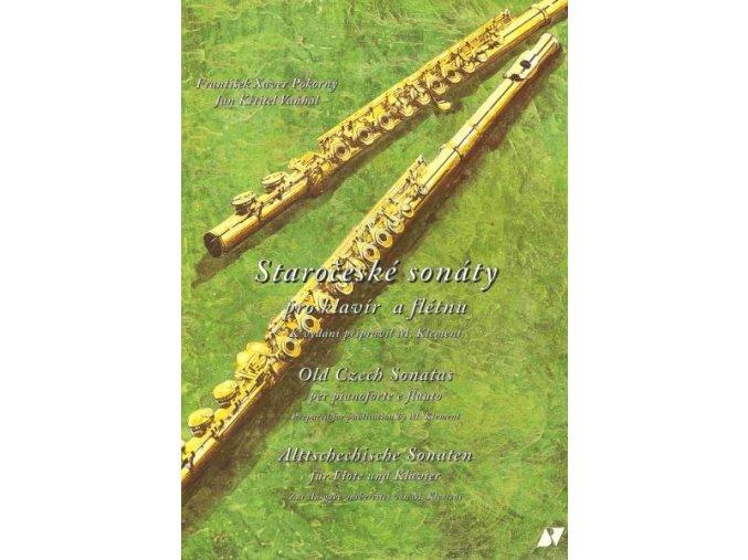 Klemenet - Staročeské sonáty pro flétnu a klavír