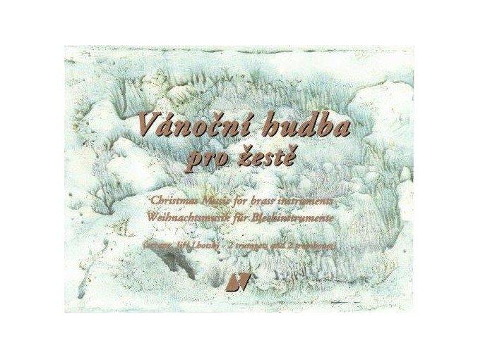 Vánoční hudba pro žestě (dvě trubky a dva trombony)