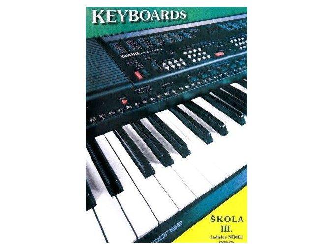 Němec - Škola hry na keyboard 3 - dodatek