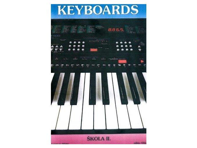 Němec - Škola hry na keyboard 2