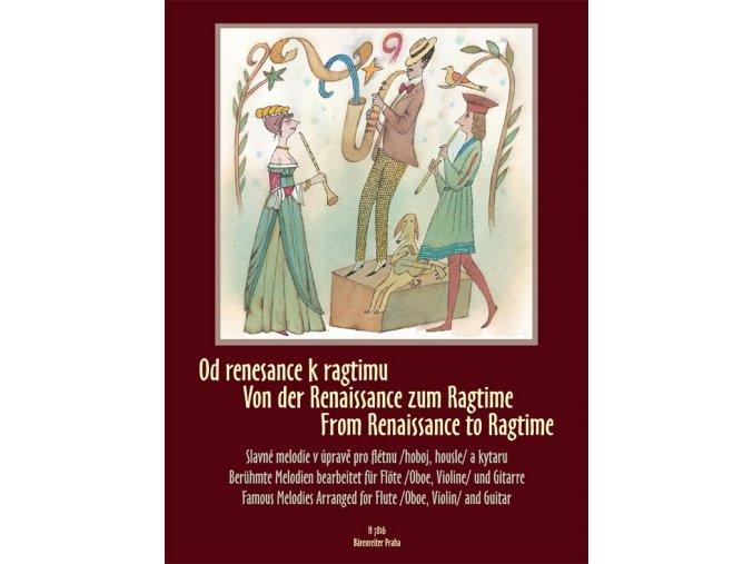 Od renesance k ragtimu