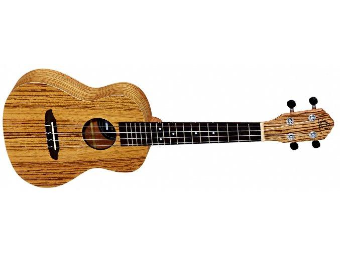 2500013 ortega rfu11z koncertní ukulele a obal zdarma
