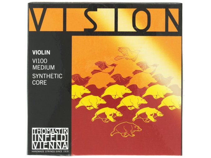 2100573 Thomastik VISION VI100