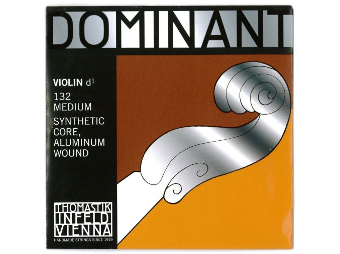 thomastik dominant violin 132- d1