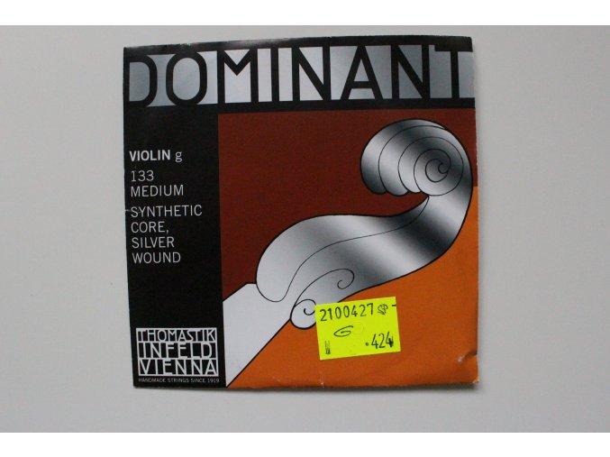 thomastik dominant violin 133 - g
