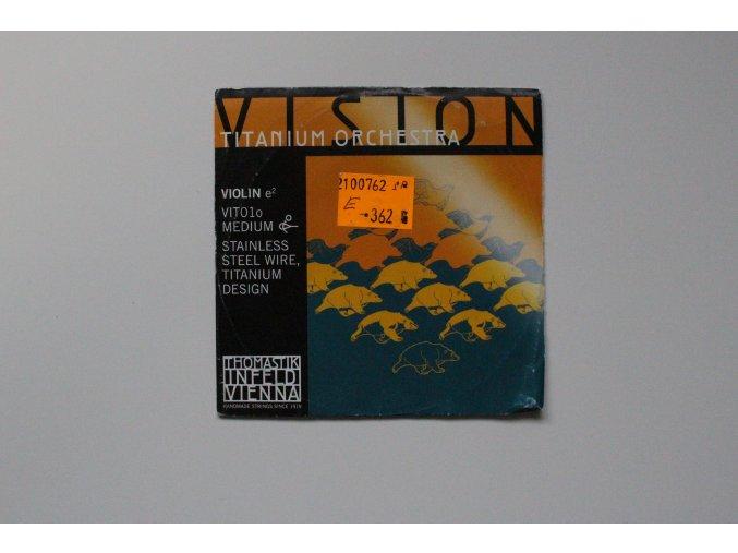 thomastik vision violin VITO1o - e2