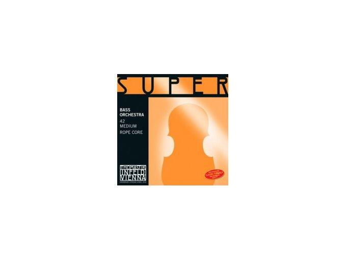 THOMASTIK SUPERFLEXIBLE orch. 3/4 2887.0 struny na kontrabas