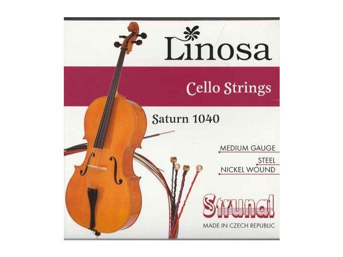 LINOSA SATURN 1040 CELLO - G