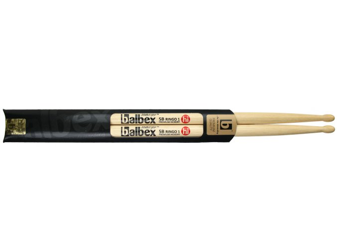 BALBEX 5B Ringo I. paličky na bicí - hikor