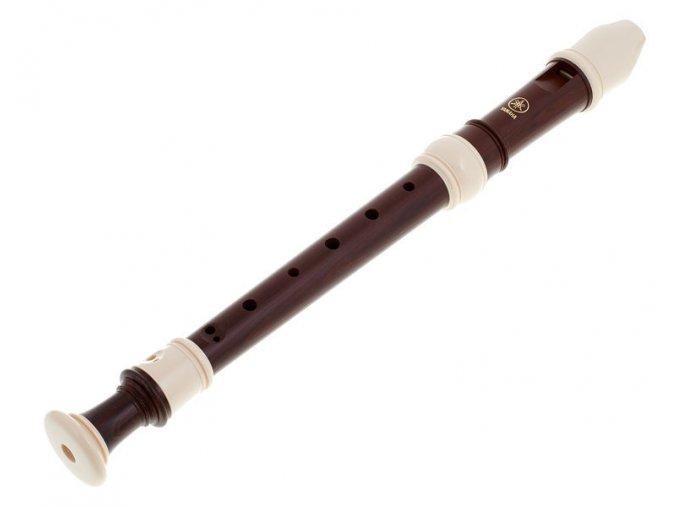 sopranova zobcova fletna barokni yamaha yrs 312b