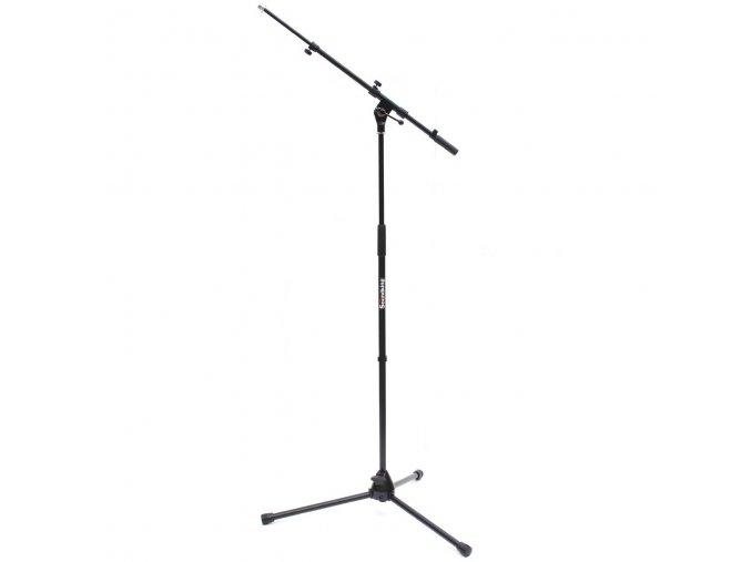 Mikrofonní stojan Soundking - černý - vytahovací rameno