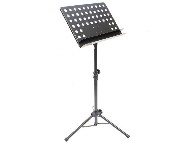 Notový stojan Soundking - notový pult ocelový s dírovaným plechem