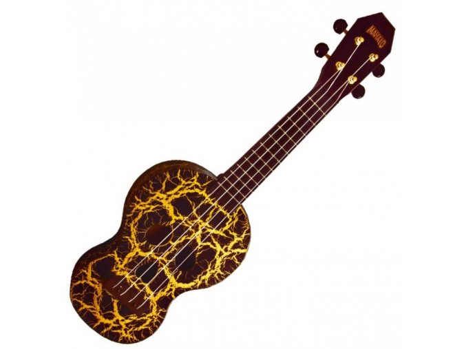mahalo ukulele tvar lebky obal zdarma