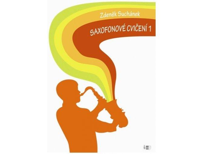 saxofonové cvičení 1