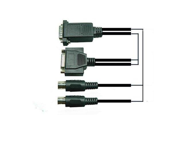 0300171 SCHULZ kabel TEK 3 midi kabel 1