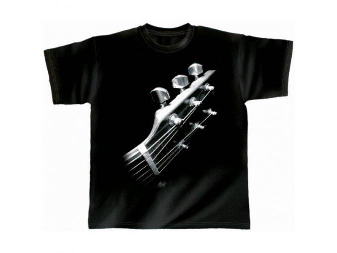 3400063 hudebni tricko s motivem kytary space cowboy hlava kytary