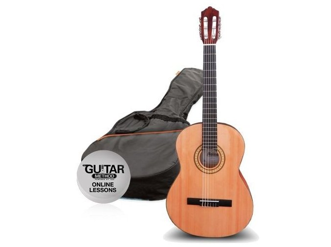 MOLINA klasicka kytara paket 44 ashton spcg 44 br pack