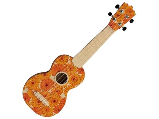 pasadena květinové ukulele UmrB.wu 21f1 wh