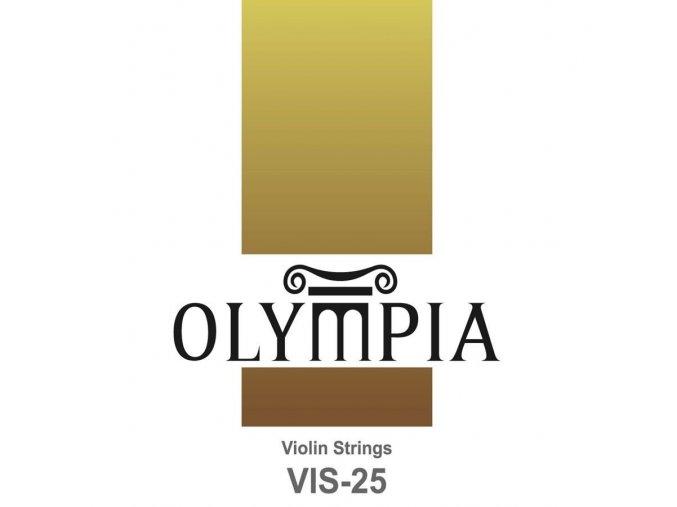 2100116 Olympia VIS 25 struny na housle 1