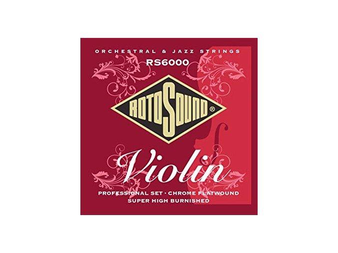 2100114 Rotosound struny na housle