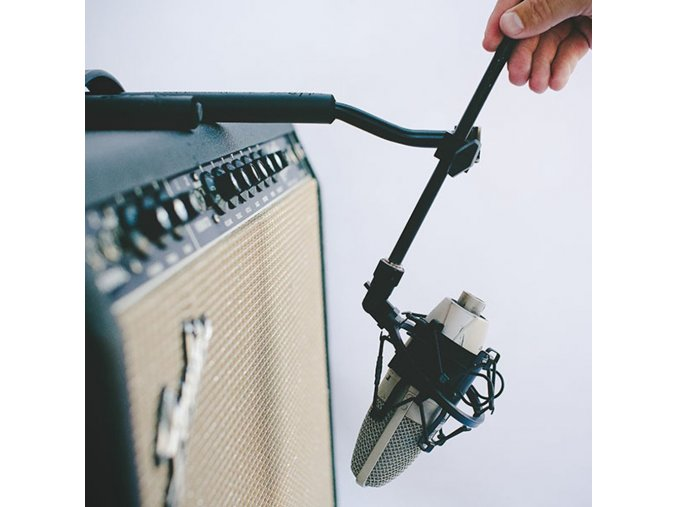 1000605 Wishbone Workshop držák komba pro mikrofon