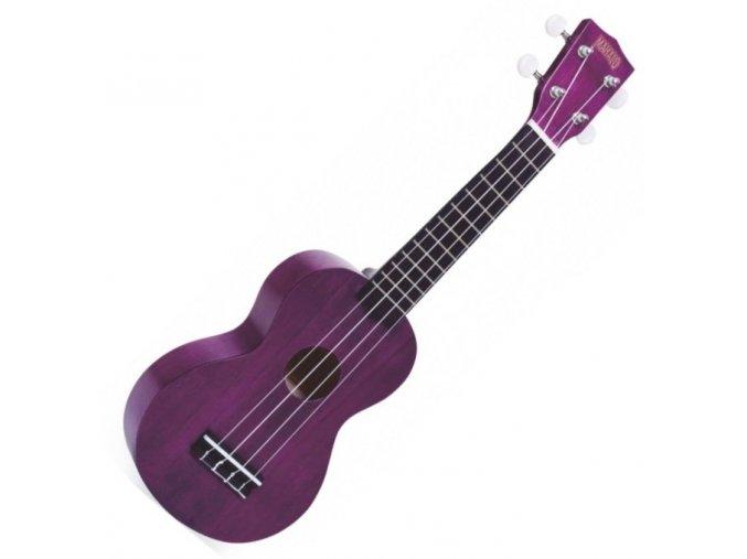 ukulele mahalo růžovo fialové matné .mk1p tpp