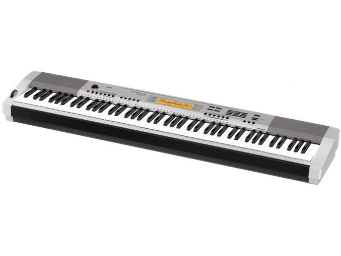 casio cdp 230r silver přenosné digitální piáno