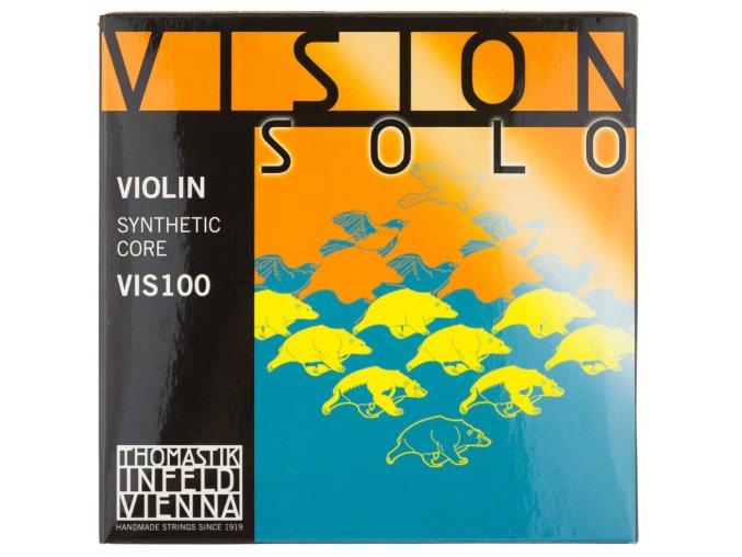 2100951 Thomastik VISION SOLO set VIS100 houslové struny