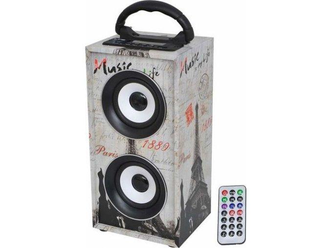 LTC Audio přenosný bateriový systém BlueTooth