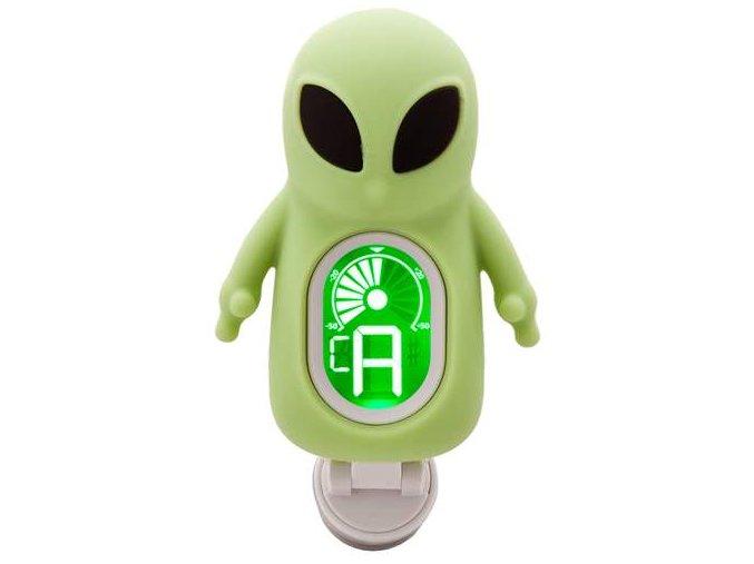1400183 klipová ladička ET swiff et green komiksová postavička