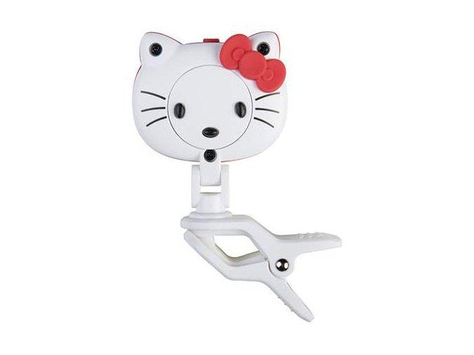 1400182 klipová ladička kočička s mašlí joyo moe tuner