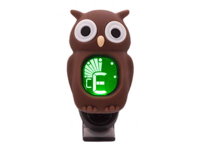 1400183 klipová ladička sova hnědá swiff owl brown