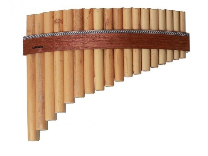 2400259 GEWA Premium panova flétna 18 rour vyrobeno v Itálii
