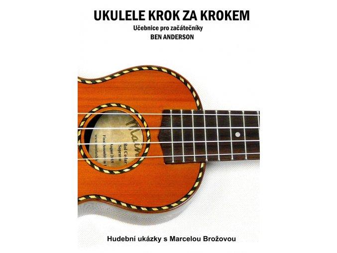 3200848 ukulele krok za krokem učebnice pro začátečníky s nahrávkami