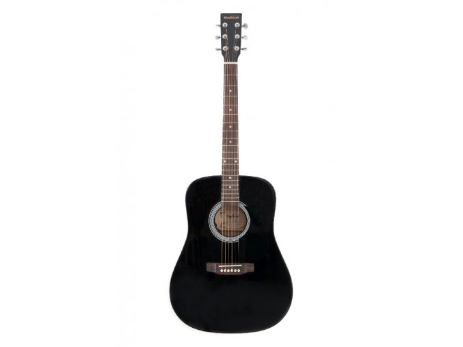 2500597 MADISON MG6200 BK černá akustická kytara