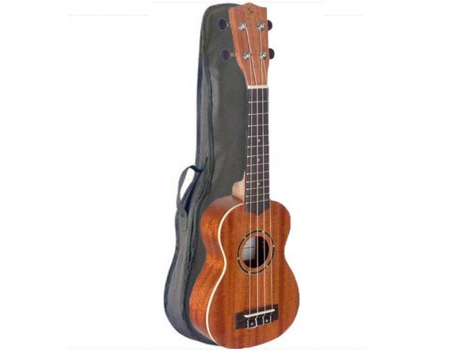 STAGG sopránové ukulele US 30 povlak zdarma 1