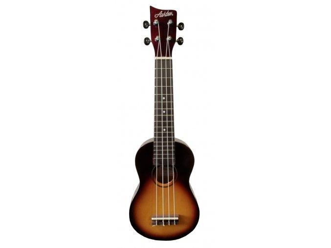 ukulele sopranoveashton uke 110tsb