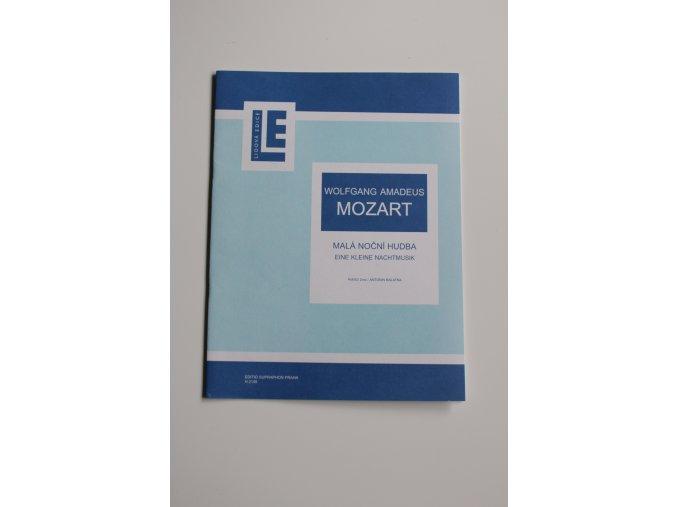 Mozart - Malá noční hudba piano sólo