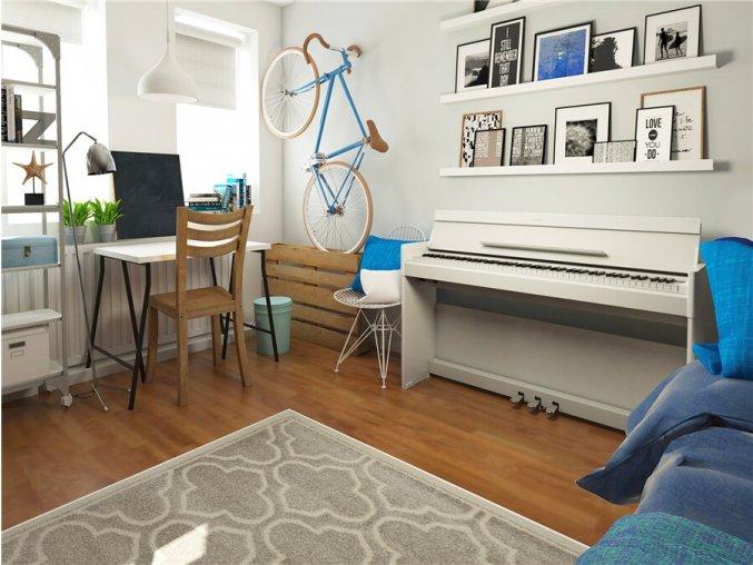 ydp s54 digitalni piano bílé