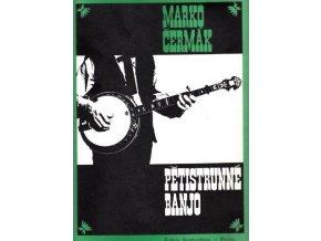 Marko Čermák - Pětistrunné banjo