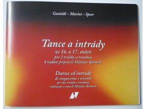 Klement - Tance a intrády pro 2 trubky a trombón