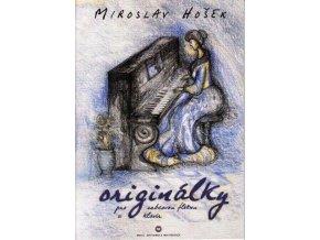 Miroslav Hošek - Originálky pro zobcovou flétnu a klavír