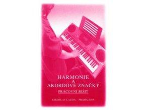 Lauda - Harmonie a akordové značky